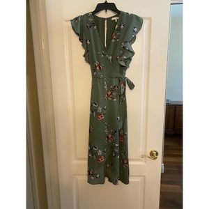 june & hudson wrap dress